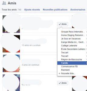Comment Empecher Le Grand Public De Voir Mes Infos Et Mes Photos Sur